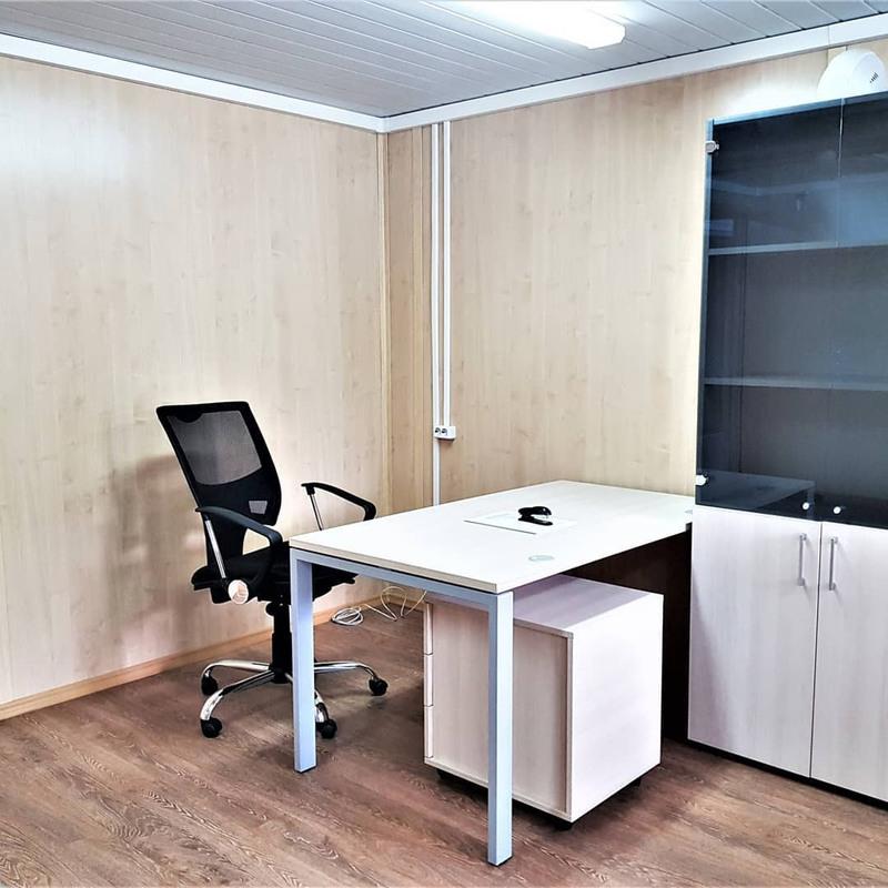 Офисная мебель-Офисная мебель «Модель 48»-фото1
