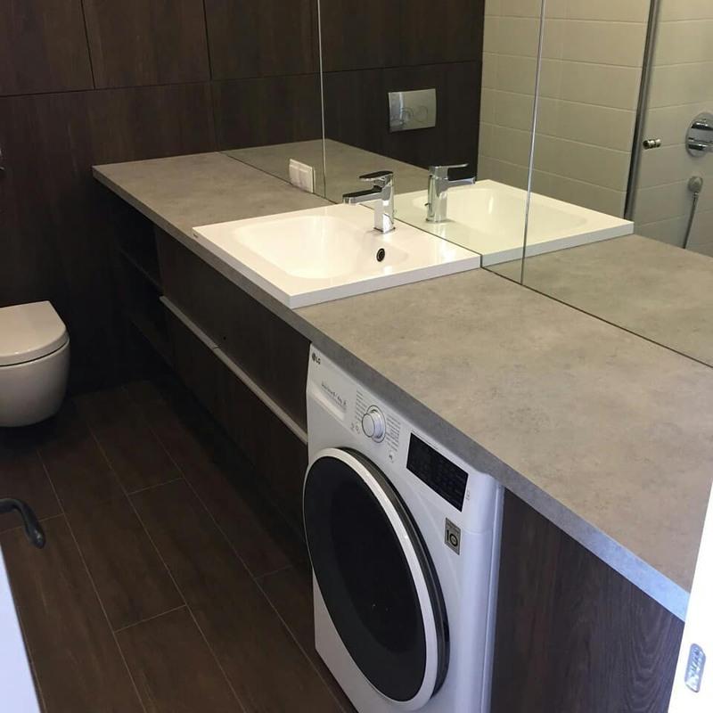 Мебель для ванной комнаты-Мебель для ванной «Модель 70»-фото7
