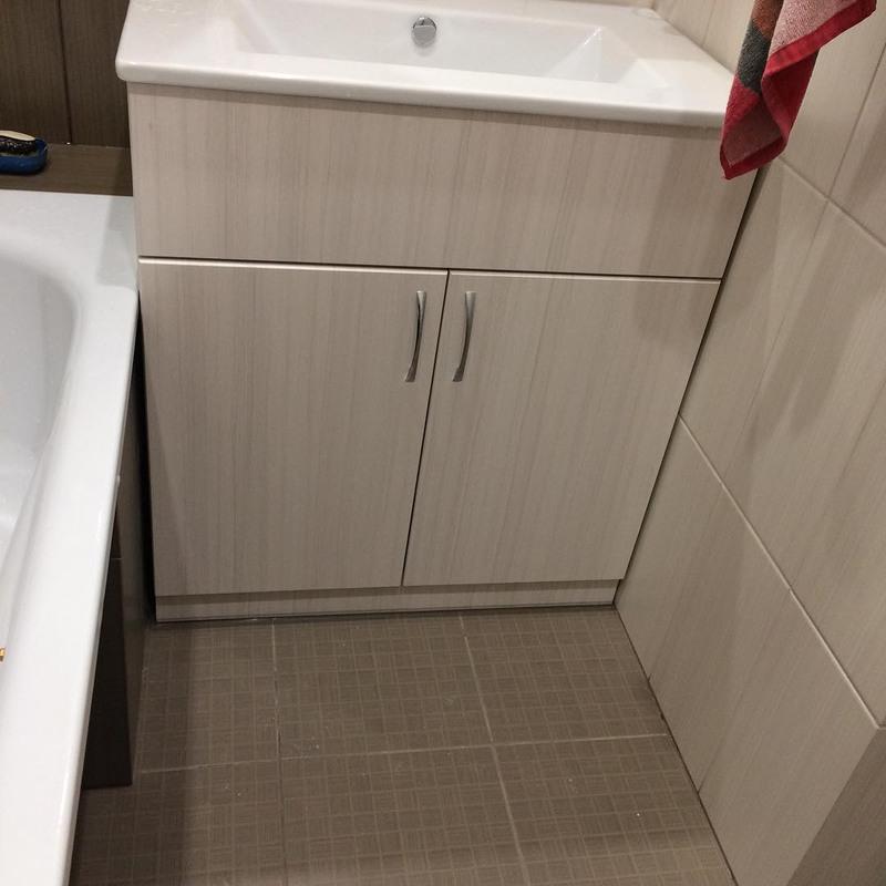 Мебель для ванной комнаты-Мебель для ванной «Модель 96»-фото1