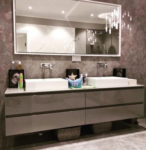 Мебель для ванной комнаты-Мебель для ванной «Модель 26»-фото2