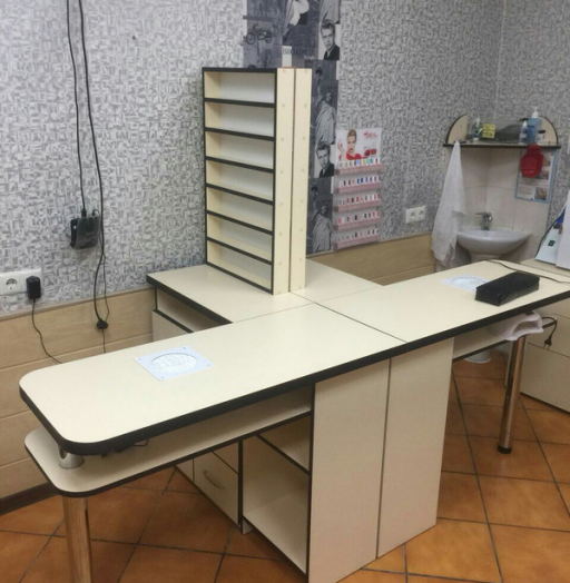 -Мебель для салона «Модель 88»-фото4