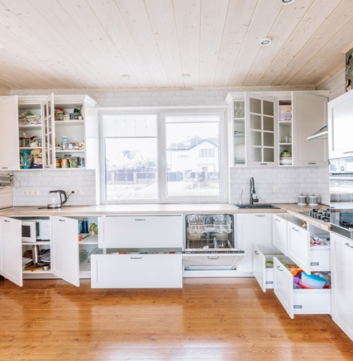 -Кухня МДФ в эмали «Модель 402»-фото27
