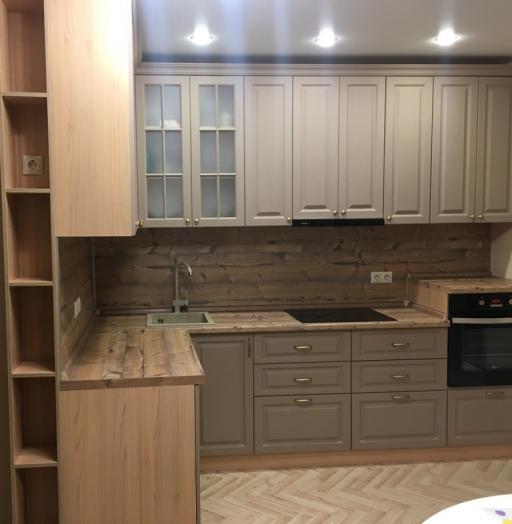 -Кухня МДФ в ПВХ «Модель 62»-фото26