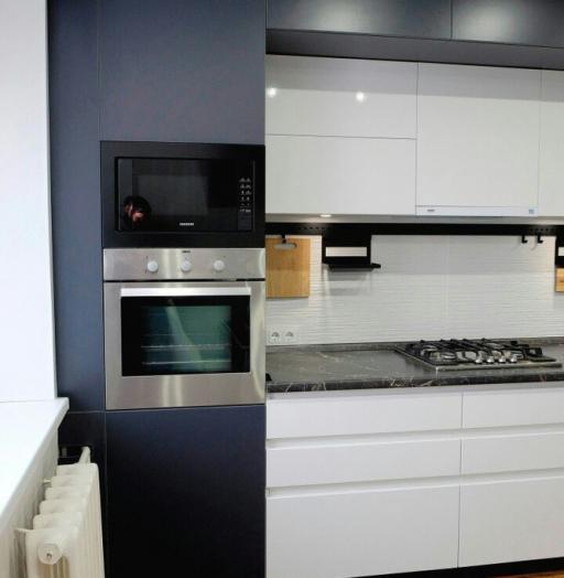 -Кухня МДФ в ПВХ «Модель 81»-фото8