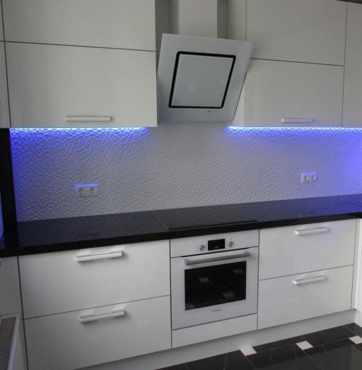 -Кухня из пластика «Модель 143»-фото17