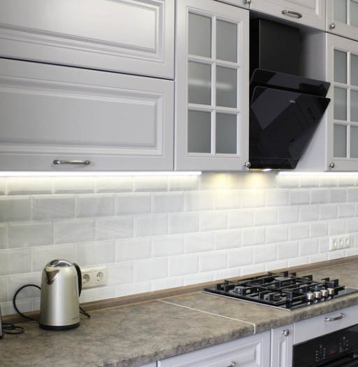 -Кухня МДФ в ПВХ «Модель 183»-фото8