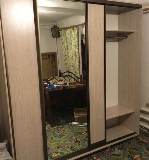 -Шкаф-купе с зеркалом «Модель 29»-фото1